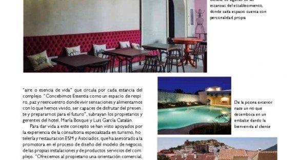 essentia hotel by Eirin