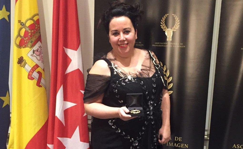 Mercedes Eirín reconocida con la medalla de oro de AEPI