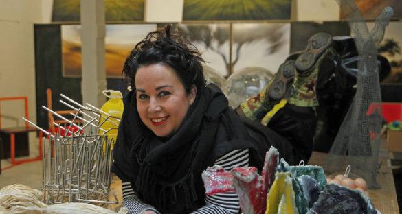 Mercedes Eirín, fotografiada por Diario de Sevilla
