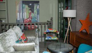 Decoración y diseño de apartamento turístico