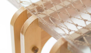 Furniture design: Net
