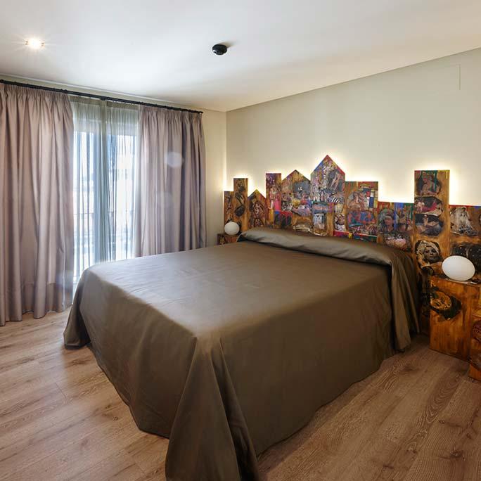 Hotel Essentia - Habitación The arts