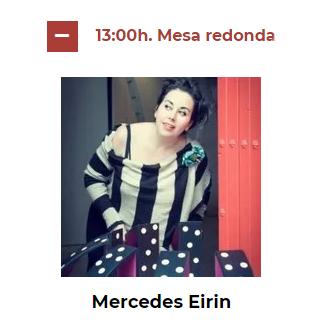 Mercedes Eirín en H&T Foro Innovación