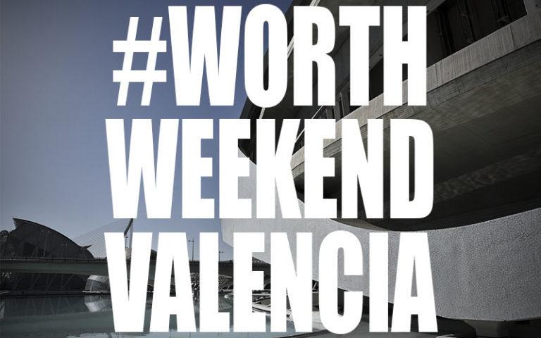 Mercedes Eirín en WORTH Weekend Valencia 2019