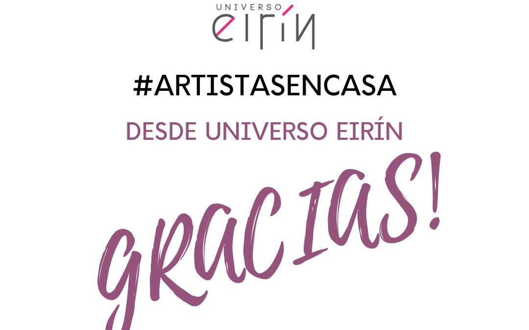 """(Español) #artistasencasa, el """"Arte como cura para el alma y la mente"""""""
